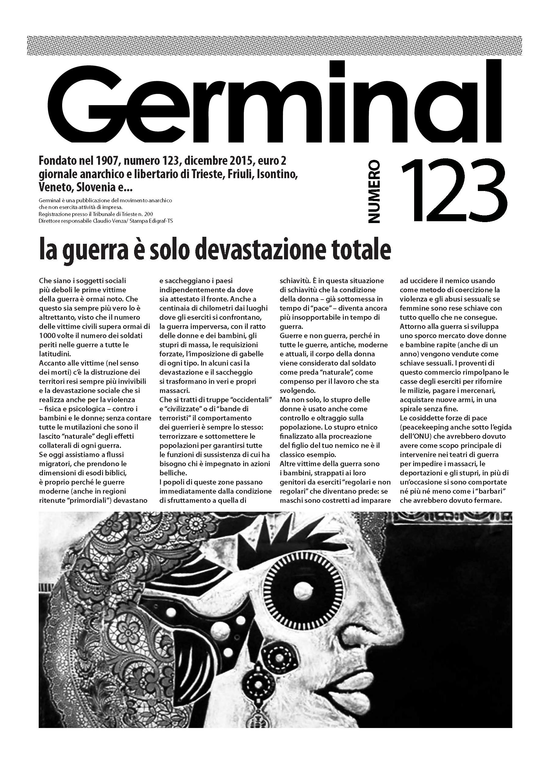 Germinal n° 123