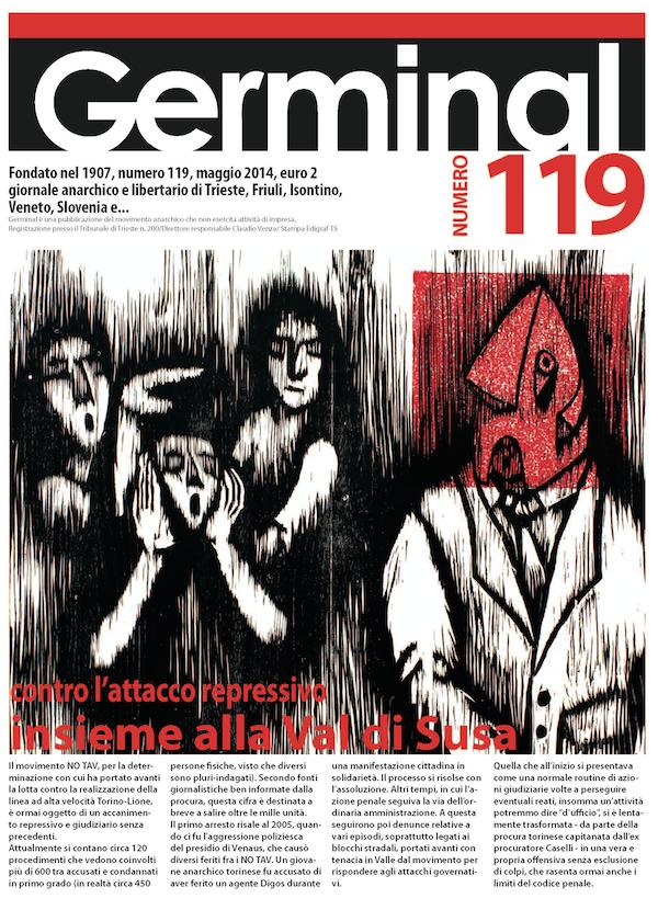 Germinal n° 119